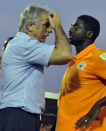 Ivory Coast – a solid spine, but weak full-backs and lark of creative spark may be their downfall