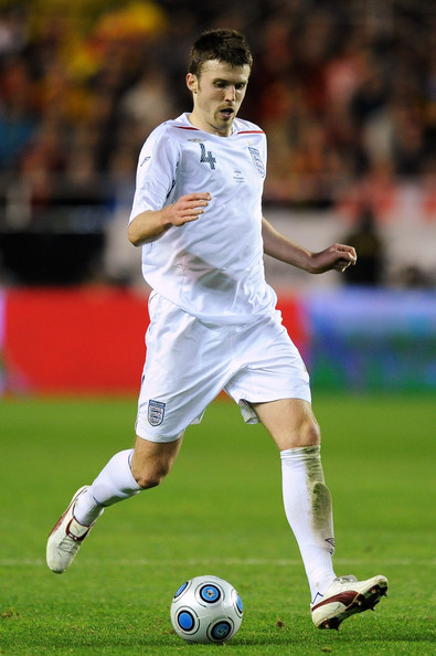 Michael Carrick demonstrates why he could be crucial to England's World Cup hopes
