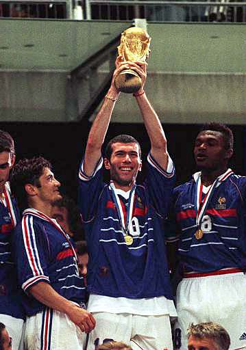 The 1998 World Cup Final – on reflection…